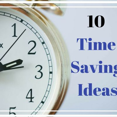10 Time saving ideas with a clock